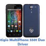 Prestigio MultiPhone 5501 Duo USB Driver