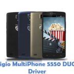 Prestigio MultiPhone 5550 DUO USB Driver