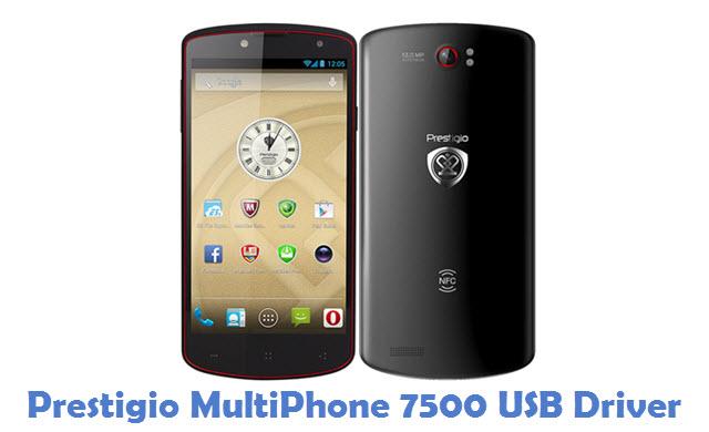 Prestigio MultiPhone 7500 USB Driver