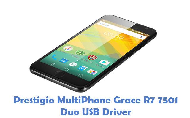 Prestigio MultiPhone Grace R7 7501 Duo USB Driver