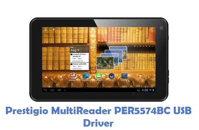 Prestigio MultiReader PER5574BC USB Driver