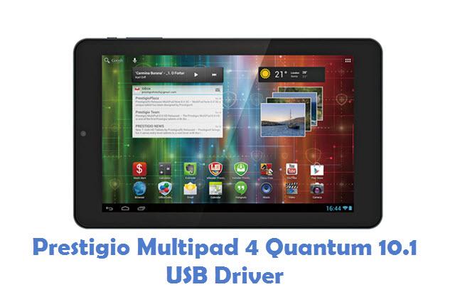 Prestigio Multipad 4 Quantum 10.1 USB Driver