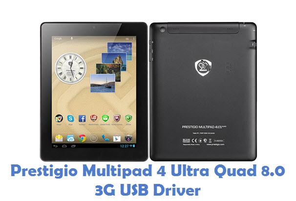 Prestigio Multipad 4 Ultra Quad 8.0 3G USB Driver
