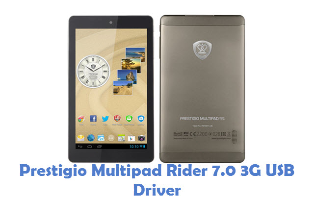 Prestigio Multipad Rider 7.0 3G USB Driver