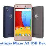 Prestigio Muze A5 USB Driver