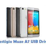 Prestigio Muze A7 USB Driver