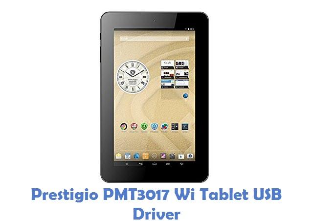 Prestigio PMT3017 Wi Tablet USB Driver