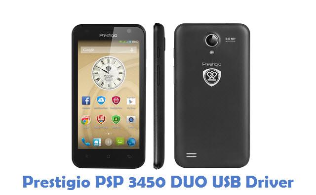 Prestigio PSP 3450 DUO USB Driver