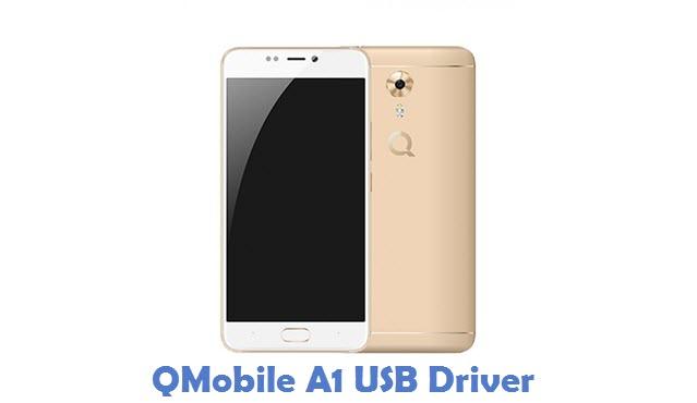 QMobile A1 USB Driver