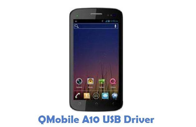 QMobile A10 USB Driver
