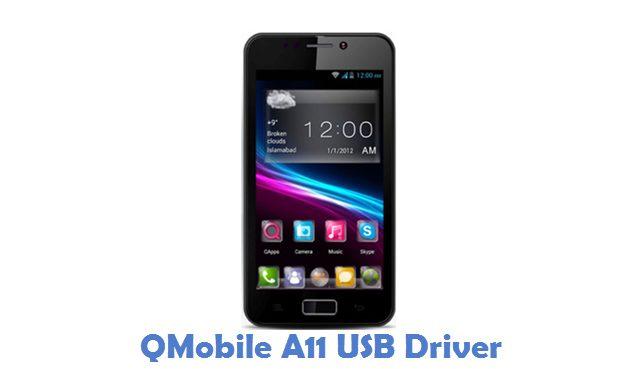 QMobile A11 USB Driver