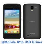 QMobile A115 USB Driver