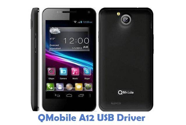 QMobile A12 USB Driver
