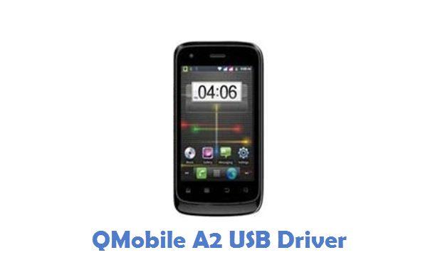 QMobile A2 USB Driver