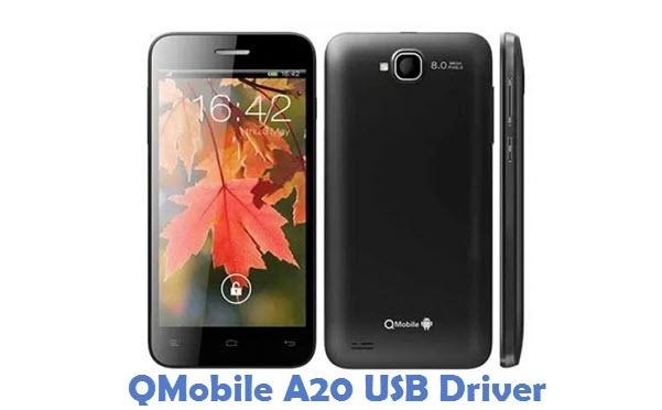 QMobile A20 USB Driver