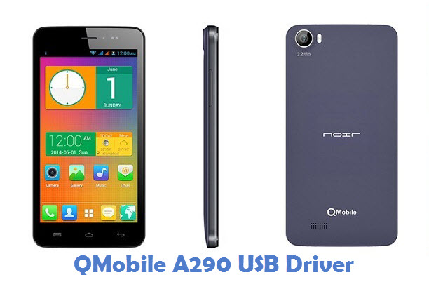 QMobile A290 USB Driver