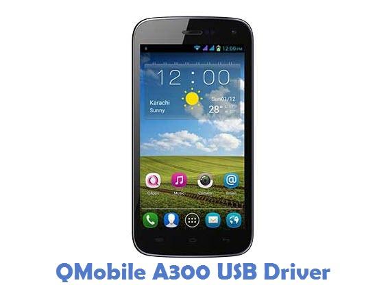 QMobile A300 USB Driver