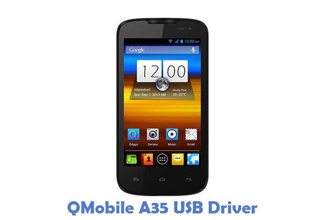 QMobile A35 USB Driver