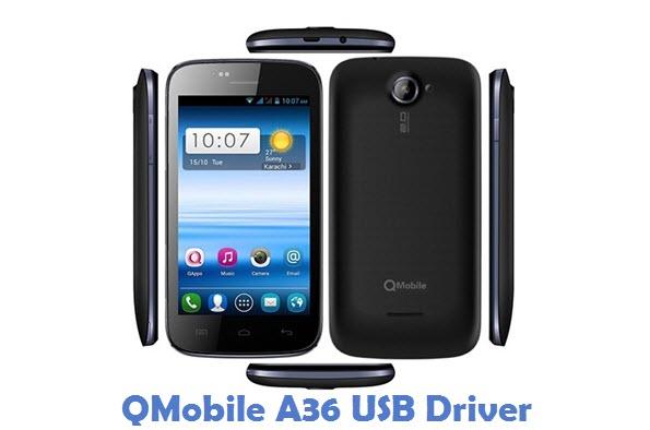QMobile A36 USB Driver