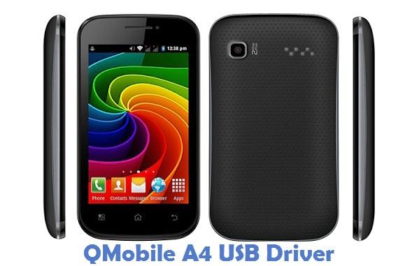 QMobile A4 USB Driver
