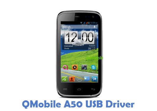 QMobile A50 USB Driver