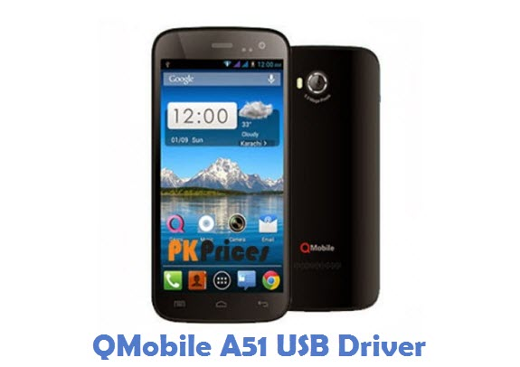 QMobile A51 USB Driver