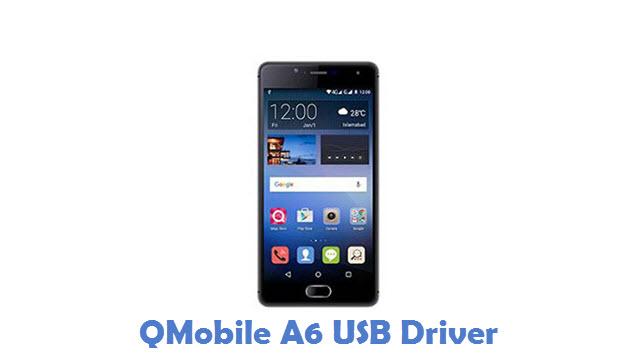QMobile A6 USB Driver
