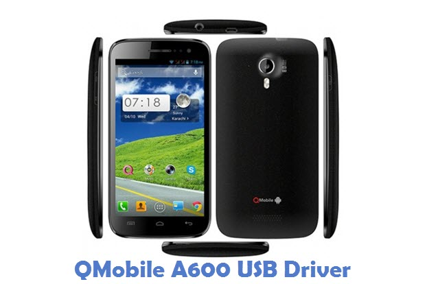 QMobile A600 USB Driver