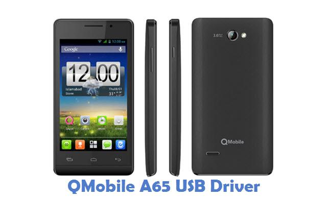 QMobile A65 USB Driver