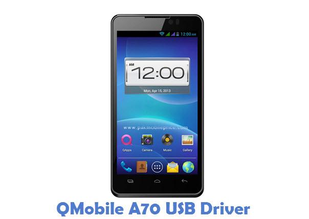QMobile A70 USB Driver
