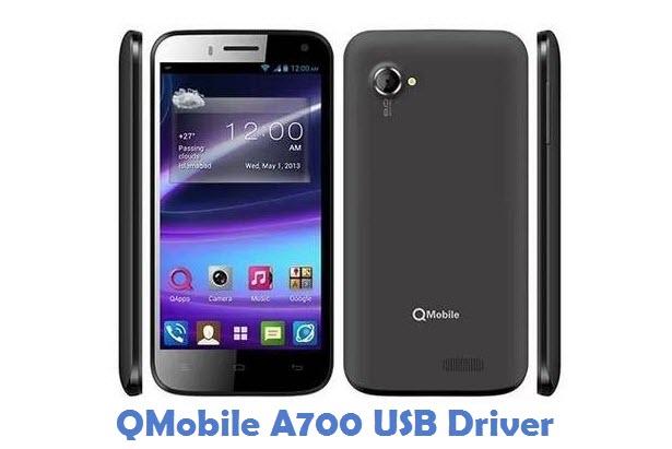 QMobile A700 USB Driver