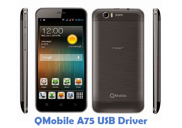 QMobile A75 USB Driver