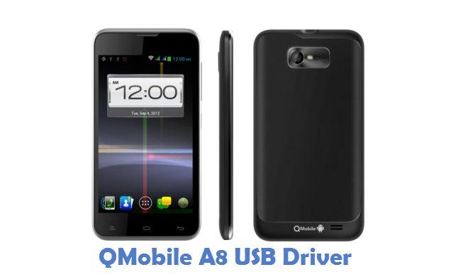 QMobile A8 USB Driver