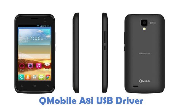 QMobile A8i USB Driver