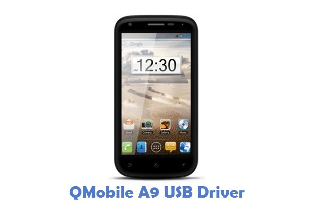 QMobile A9 USB Driver