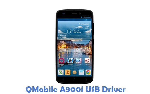 QMobile A900i USB Driver