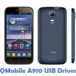 QMobile A910 USB Driver