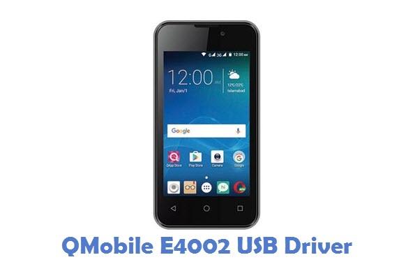QMobile E4002 USB Driver