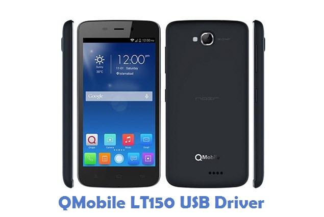 QMobile LT150 USB Driver