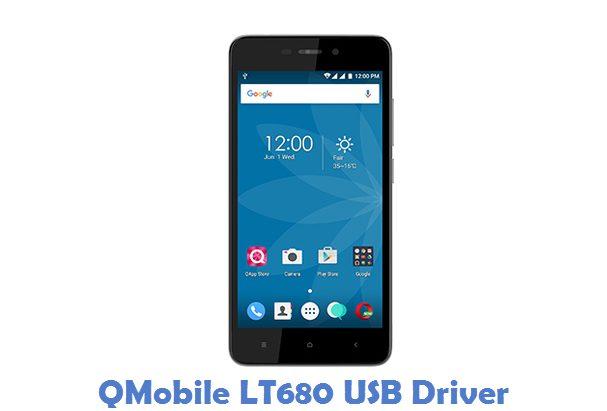 QMobile LT680 USB Driver