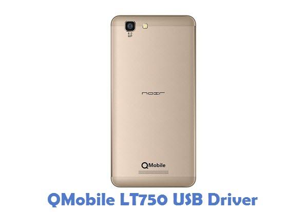 QMobile LT750 USB Driver