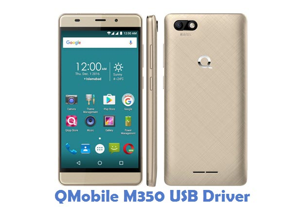 QMobile M350 USB Driver