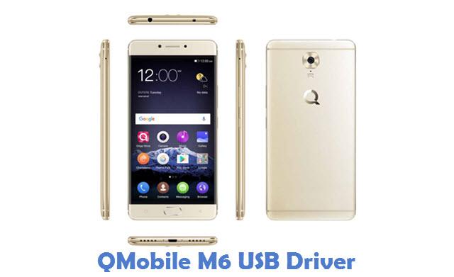 QMobile M6 USB Driver