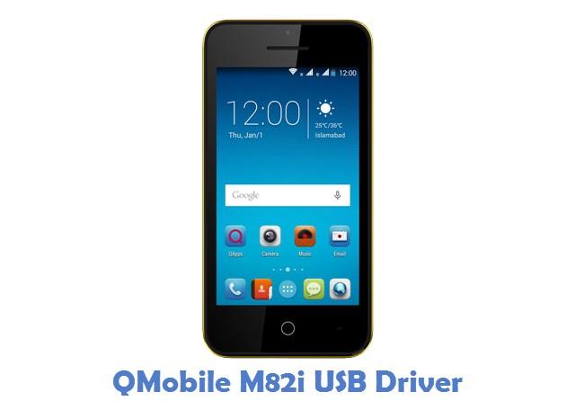 QMobile M82i USB Driver