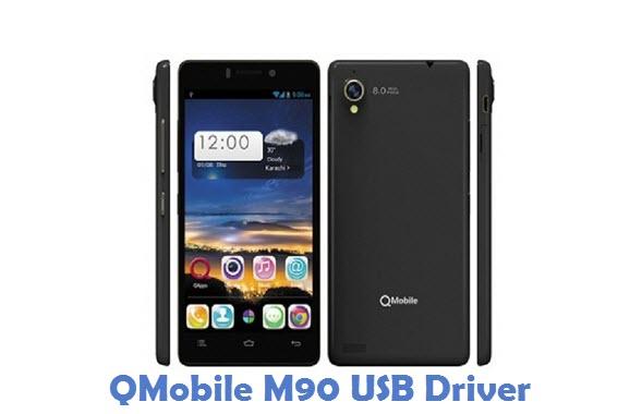 QMobile M90 USB Driver