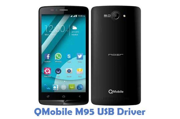 QMobile M95 USB Driver