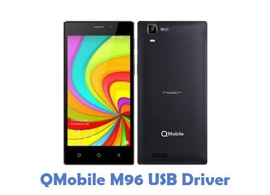 QMobile M96 USB Driver