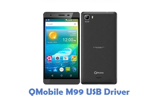 QMobile M99 USB Driver
