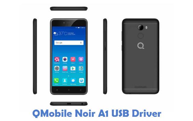 QMobile Noir A1 USB Driver