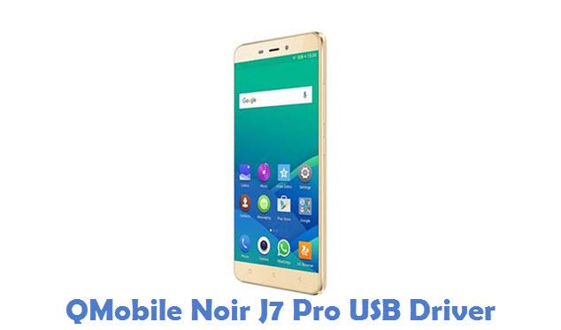 QMobile Noir J7 Pro USB Driver